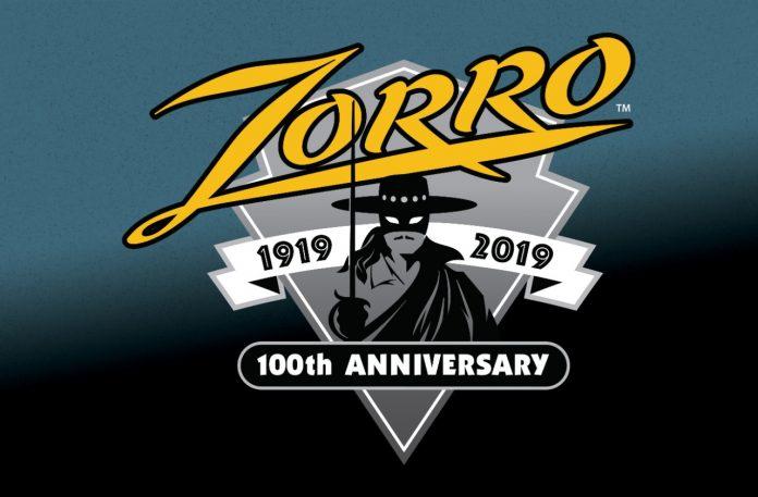 100 anos de Zorro | Entrevista com Scott Cherrin (Historiador de Zorro) 2