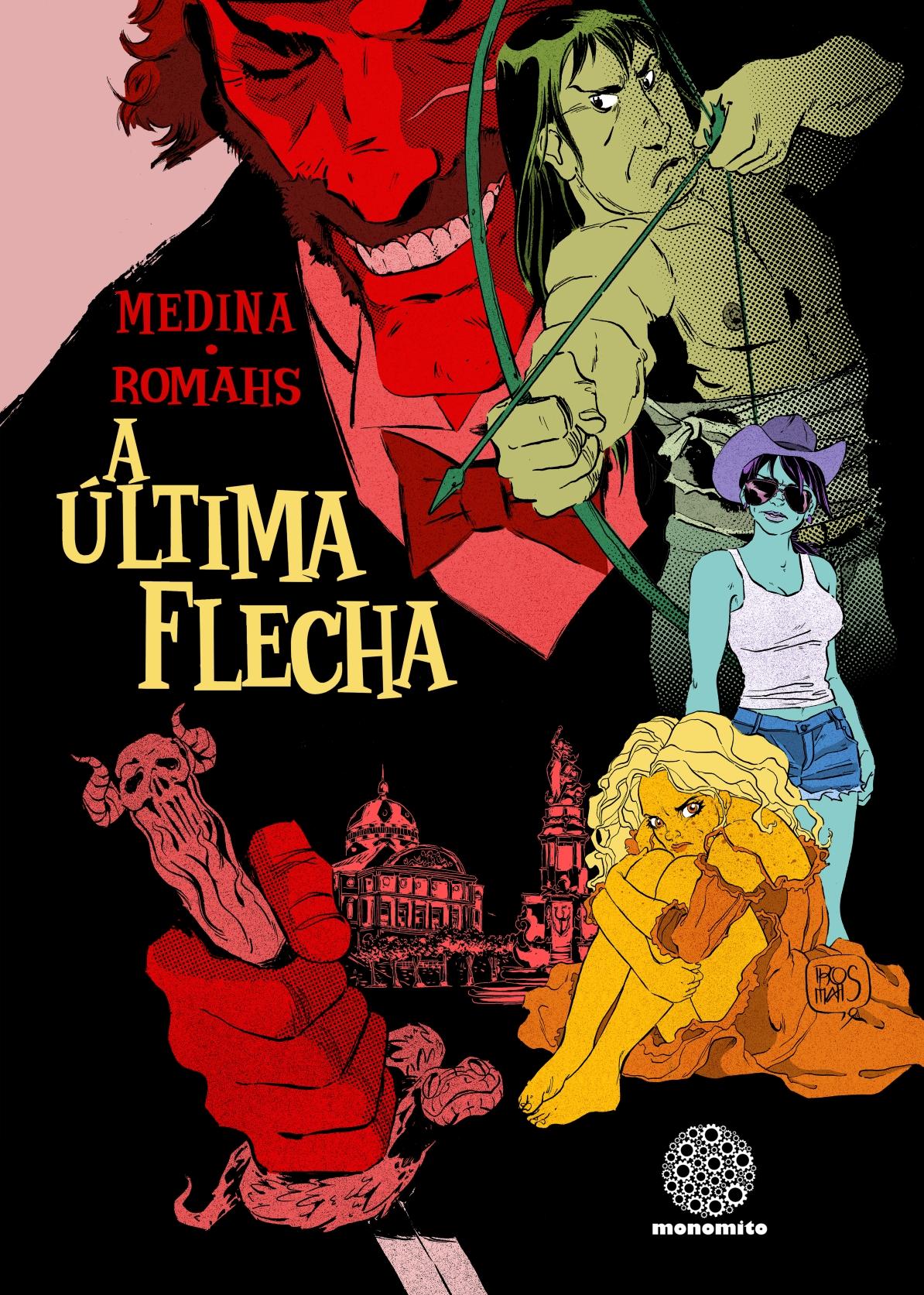 Graphic Novel 'A Última Flecha' explora tema de violência contra povos indígenas 1