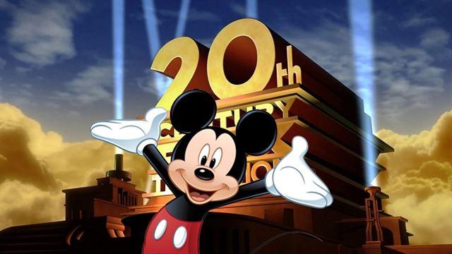 Disney cancela vários projetos da Fox 1