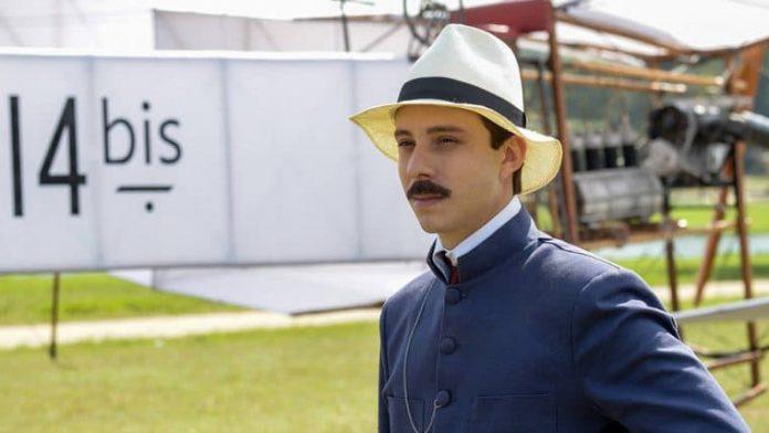Minissérie sobre a vida de Santos Dumont estreia em novembro na HBO 1