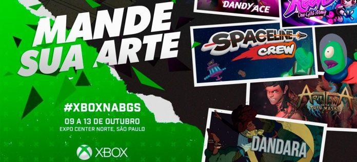 Xbox Brasil lança concurso para ilustradores independentes de games 1