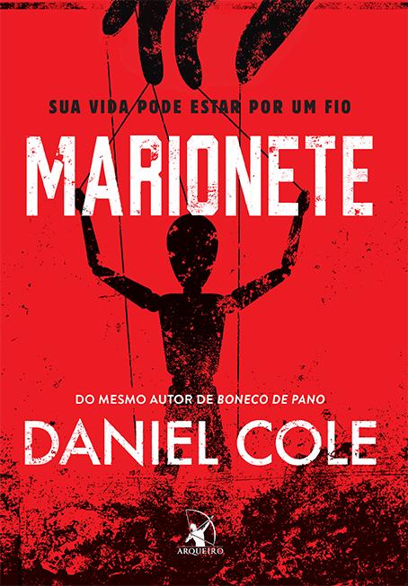 Resenha | Marionete- Daniel Cole 1