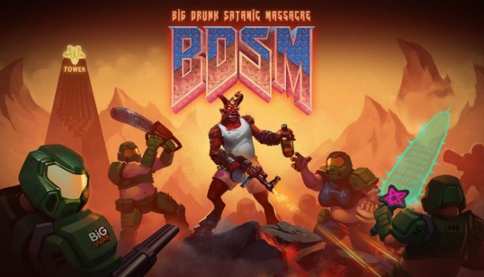 Review |BDSM: Big Drunk Satanic Massacre 2
