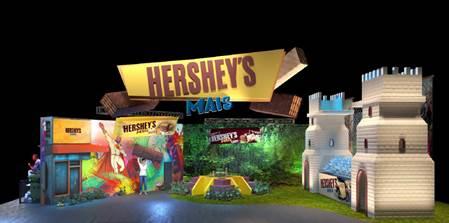 Área de board games da CCXP19 será patrocinada pela Hershey's 1