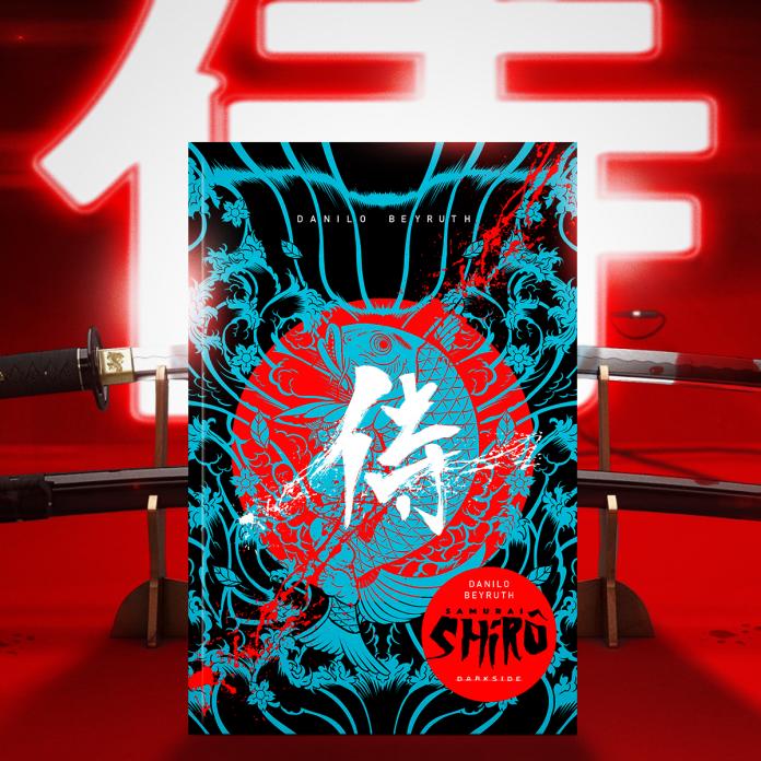 Samurai Shirô | Livro da editora Darkside é adaptado para o audiovisual 2