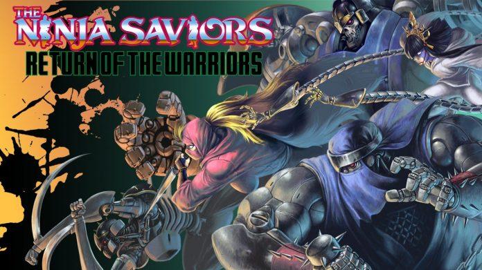 Review |The Ninja Saviors: Return of The Warriors 3