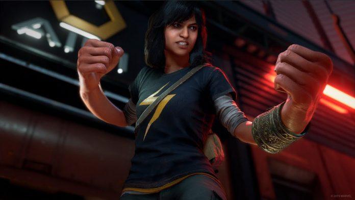 Kamala Khan é confirmada em Marvel's Avengers 1