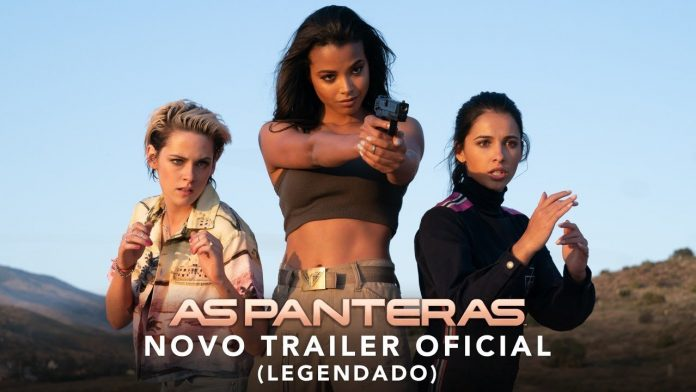 As Panteras | Muita ação no novo trailer do filme 1