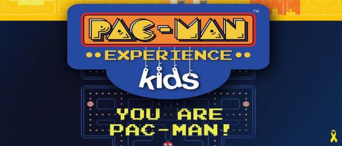 PAC-MAN é protagonista de labirinto no Shopping Anália Franco 2