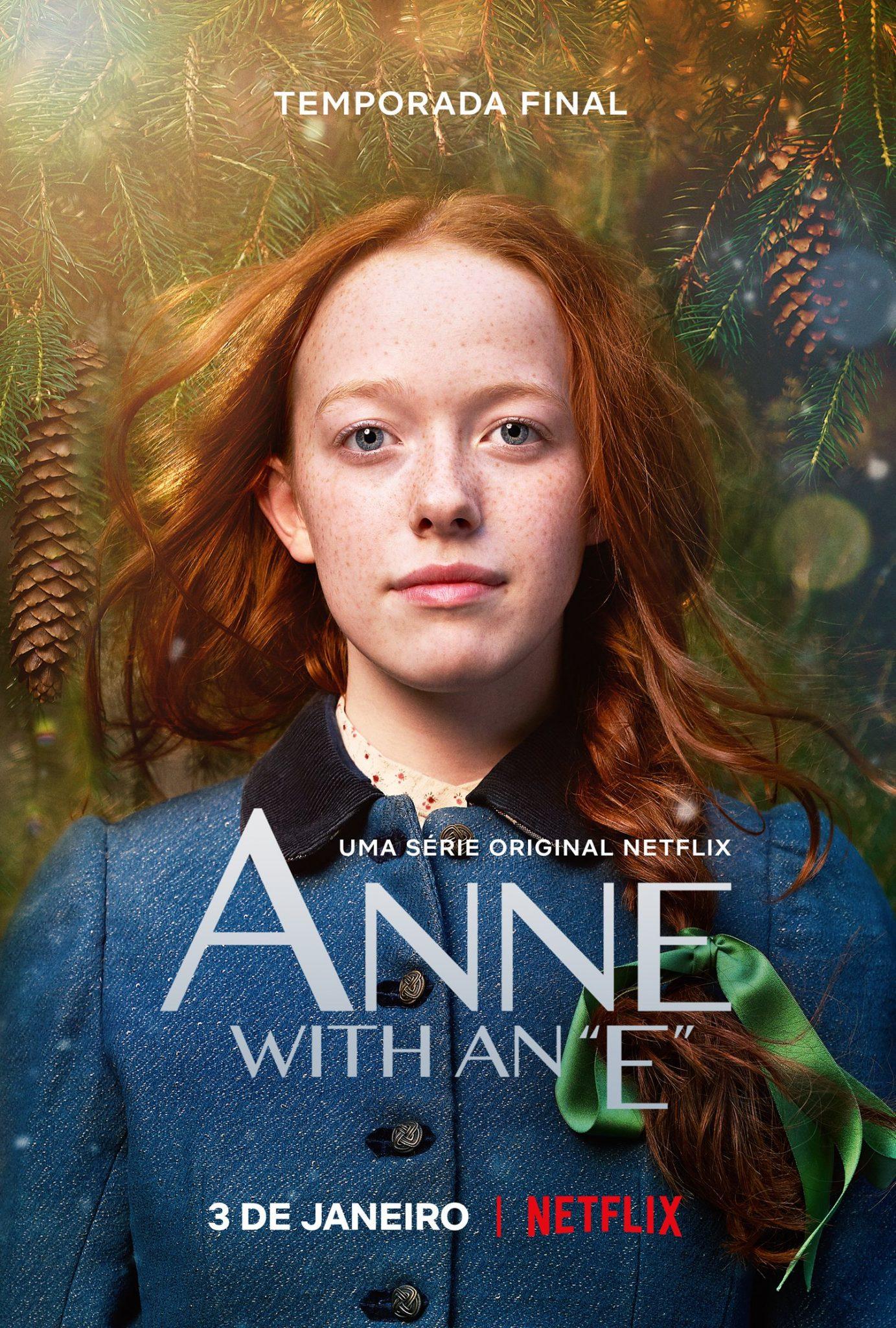 Annie With an E | 3ª temporada será a última da série 1