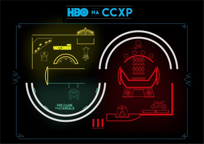 'His Dark Materials', 'Watchmen' e 'Westworld' são destaques da HBO na CCXP19 1