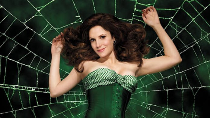 Mary Louise-Parker em Weeds