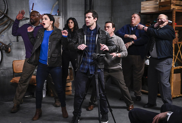 NBC renova Brooklyn Nine-Nine para a 8ª temporada 1