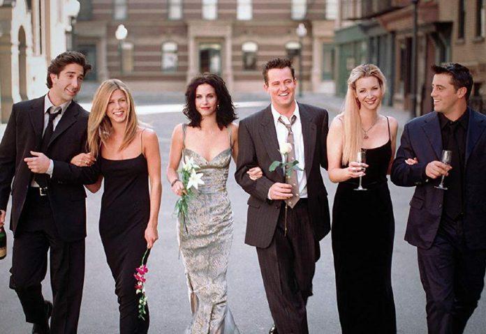 Friends | Episódio especial reunindo o elenco pode finalmente acontecer 1