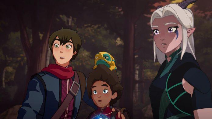 O príncipe dragão: A série que todo Nerd deve assistir 1