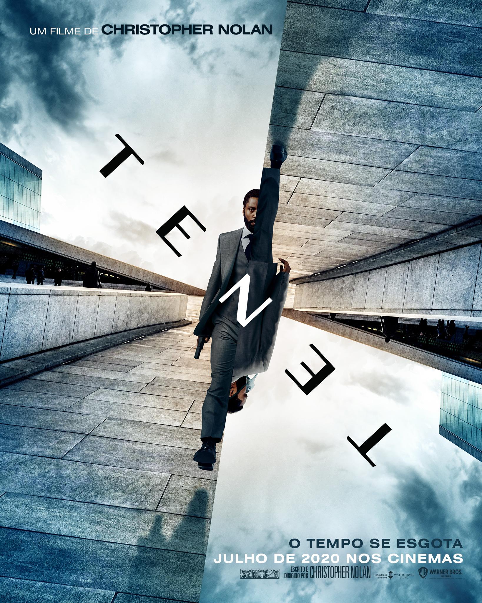 Tenet | Novo filme de Christopher Nolan ganha primeiro trailer e arte 1
