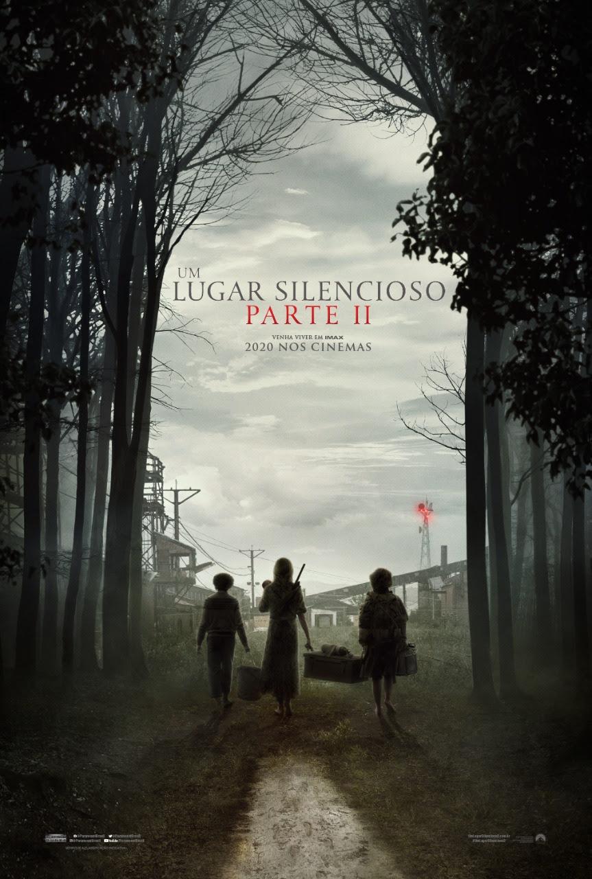 Um Lugar Silencioso II | Confira o cartaz e primeiro teaser do filme 1