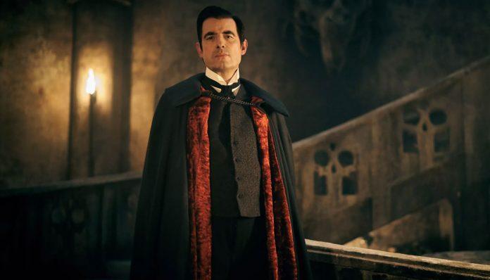 Drácula | Série faz homenagem a Doctor Who e Sherlock 1