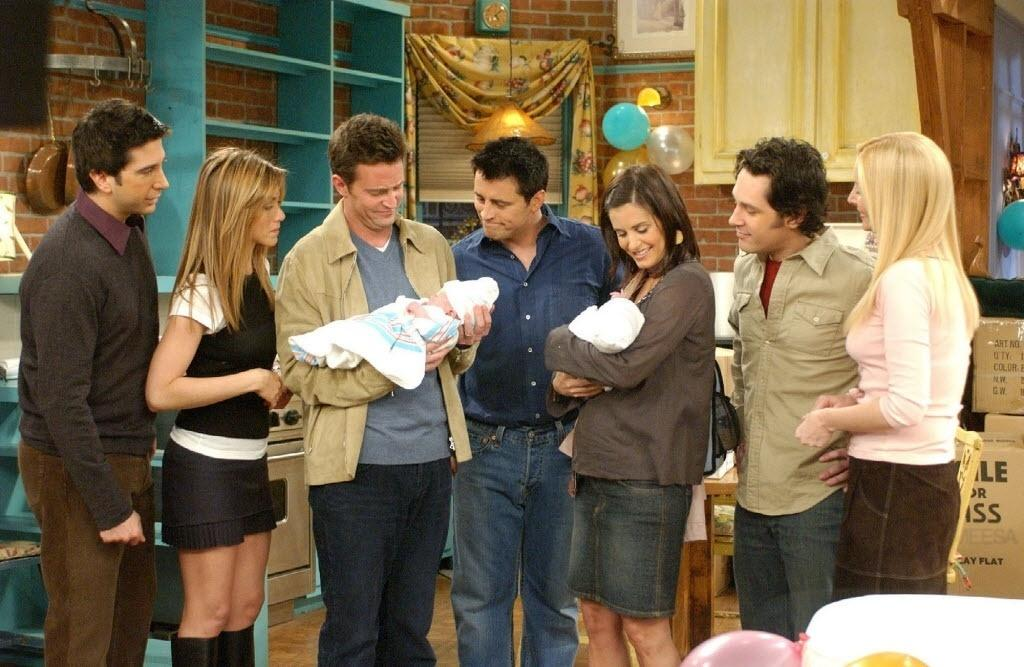 TOP 5 | Os 5 episódios mais emocionantes de Friends 5