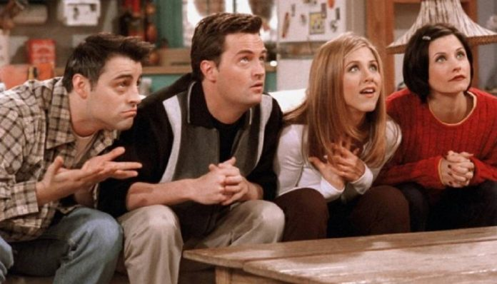 TOP 5 | Os 5 episódios mais emocionantes de Friends 6