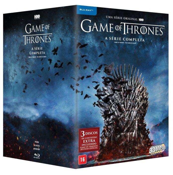 Um mergulho nos extras inéditos de Game of Thrones - A Oitava Temporada 1