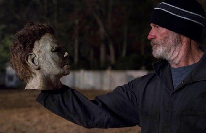 Halloween | James Jude Courtney teve conselhos de um verdadeiro Serial Killer para interpretar Mike Myers 1