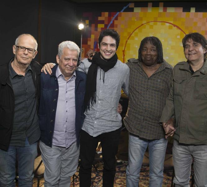 Canal Brasil estreia série Milton e o Clube da Esquina 1