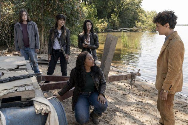 The Walking Dead: World Beyond | Série ganha data de estreia na AMC 2