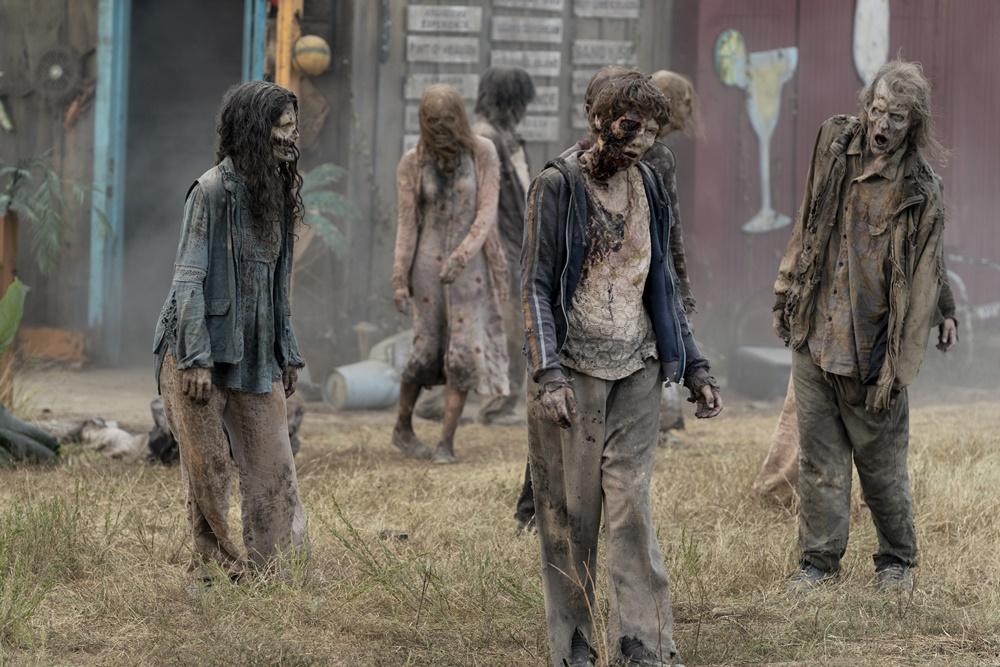 The Walking Dead: The World Beyond   Uma série adolescente... com zumbis! 1
