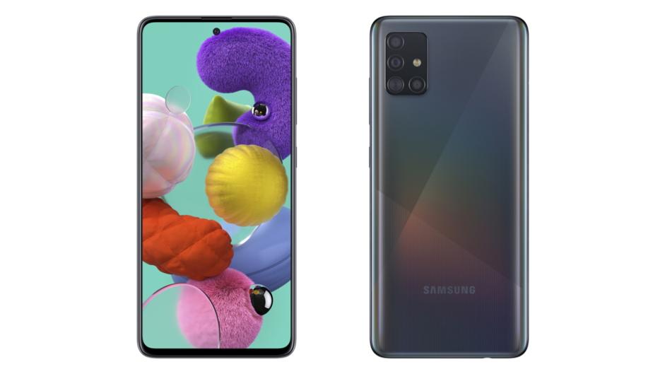 Samsung apresenta Galaxy A71 e A51 no Brasil, com promessa de Display infinito, câmera e bateria de longa duração 2