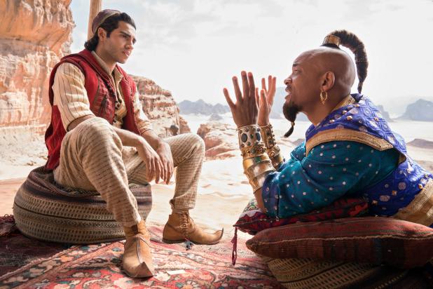 Aladdin | Disney anuncia sequência para o live-action 1