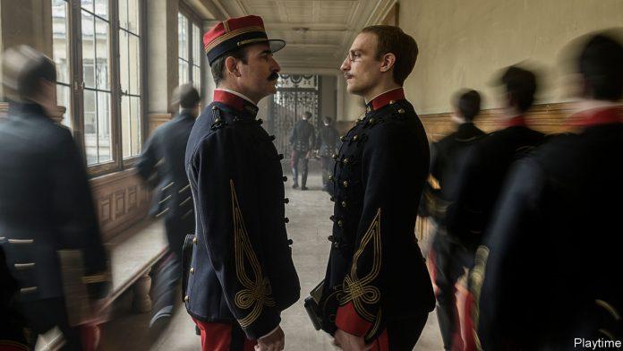 Crítica | O Oficial e o Espião 3