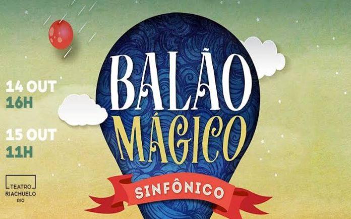 Espetáculo Balão Mágico Sinfônico é uma homenagem aos anos 80 1