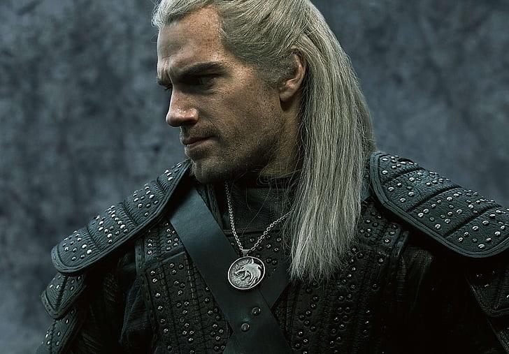 Geralt Medalhão