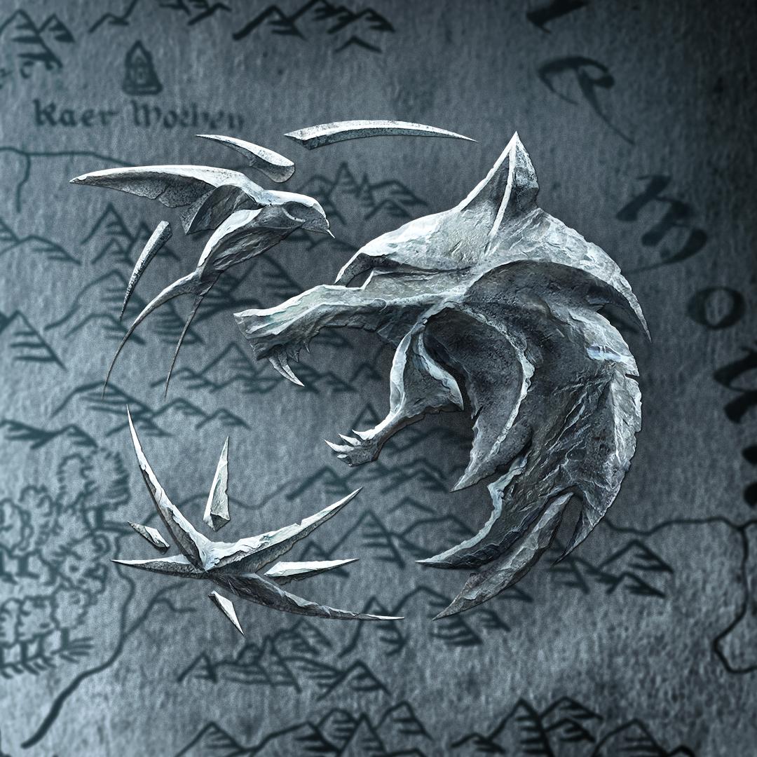 The Witcher simbolo netflix