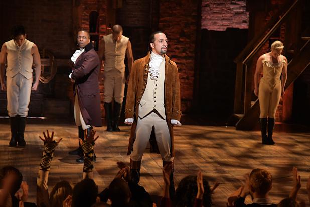 Musical 'Hamilton' vai virar filme com elenco original da Broadway com estreia para 2021 1