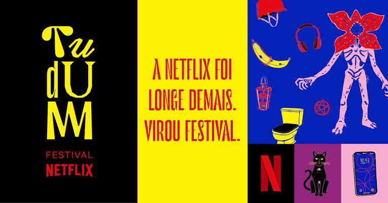TUDUM | Conheça o primeiro festival exclusivo da Netflix 1