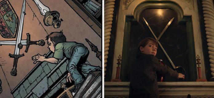 Locke & Key | Confira as principais diferenças entre a série e a HQ 2