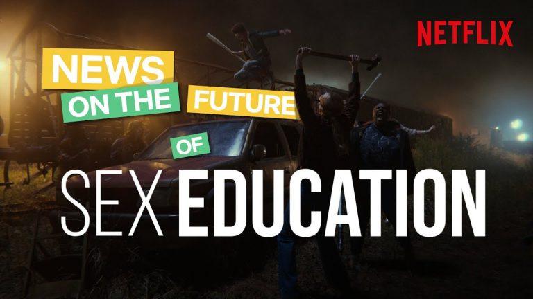 Sex Education | Netflix renova a série para a 3ª temporada