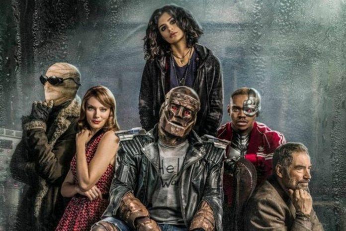 Universo DC chega ao Cinemax com a estreia de Doom Patrol 1