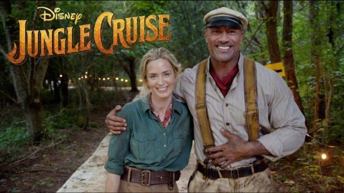 Jungle Cruise | Conheça a atração que inspirou o filme 5