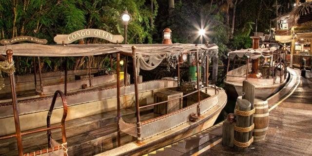 Jungle Cruise | Conheça a atração que inspirou o filme 3