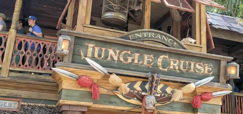 Jungle Cruise | Conheça a atração que inspirou o filme 1