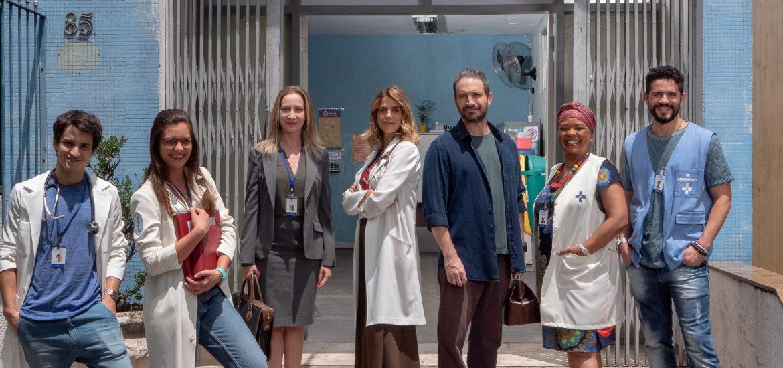 Unidade Básica | 2ª temporada da série promete ser mais ousada 1