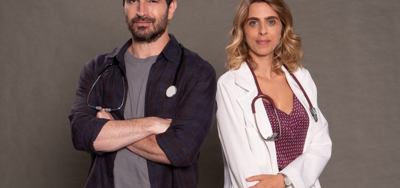 Dr. Paulo e Dra. Laura | Créditos: Pedro Saad