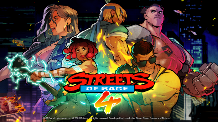 Review   Streets of Rage 4 1