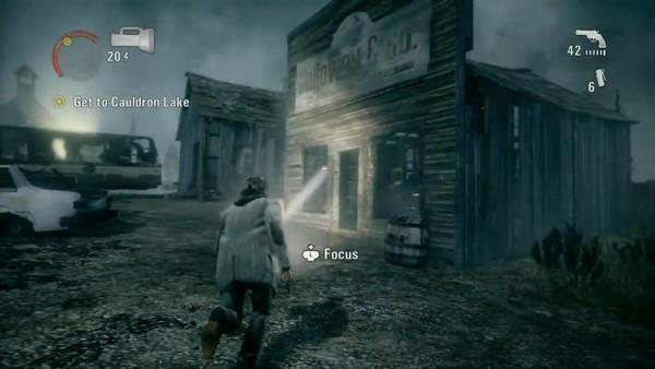 Alan Wake | 10 anos do jogo no melhor estilo Stephen King 8