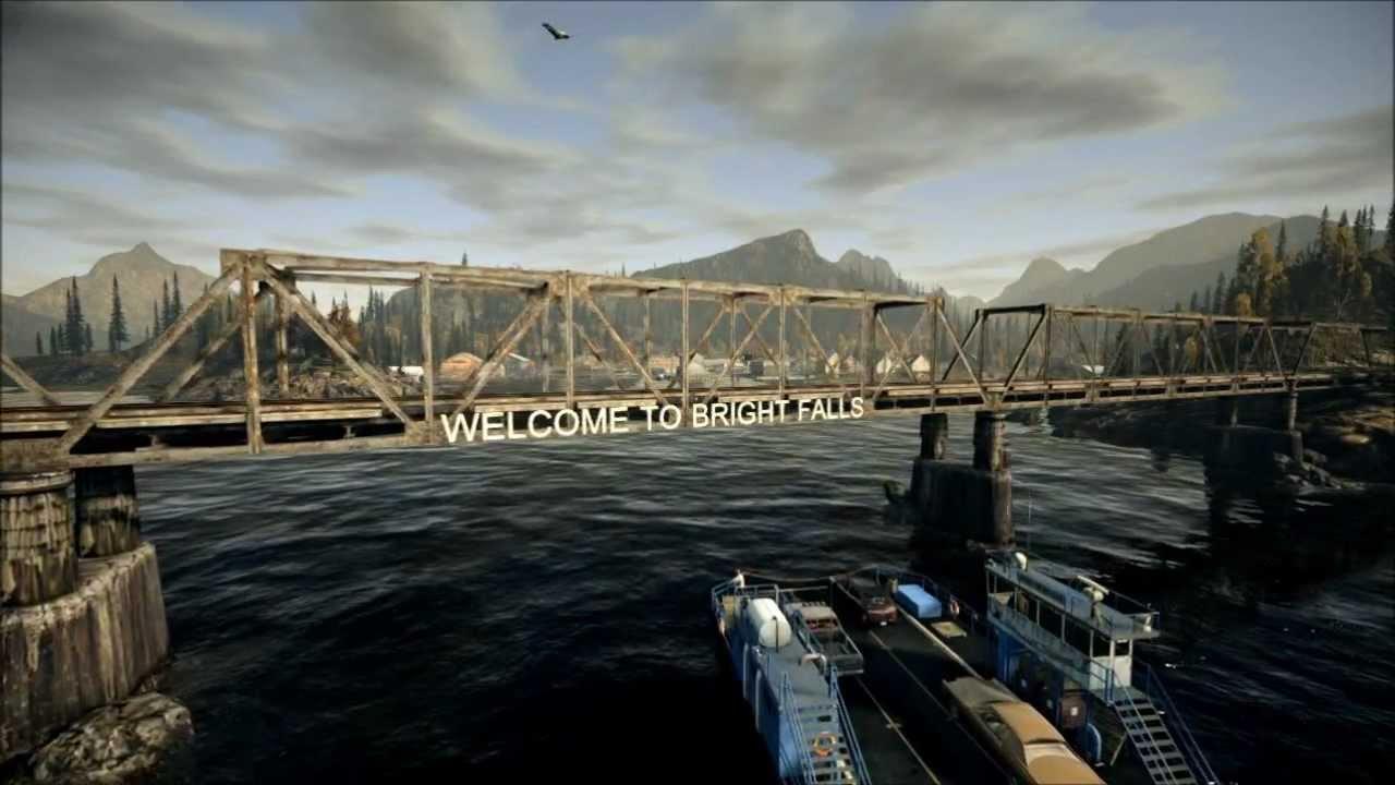 Alan Wake | 10 anos do jogo no melhor estilo Stephen King 2