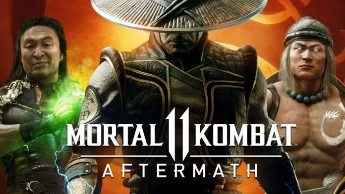 Review | Mortal Kombat 11: Aftermath 1