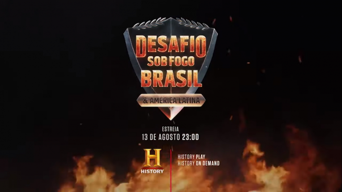 Desafio Sob Fogo Brasil e América Latina 1